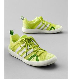 Adidas® Boat Shoes sweet shoes iwant the orange ones