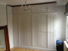 Bespoke wardrobes at affordable prices.