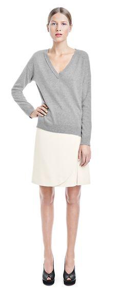 Cashmere V-Neck - Knitwear - Woman - Filippa K
