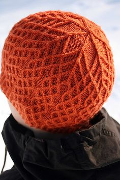 Shedir by Jenna Wilson #to do #free pattern ... maybe from knitty.com?