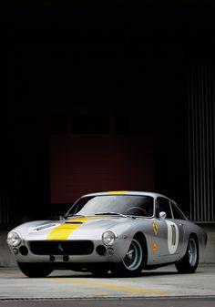 FERRARI 250 GT/L Berlinetta Competizione (1962)  Design by Pininfarina  Coachwork by Scaglietti  Chassis No. 4213 GT