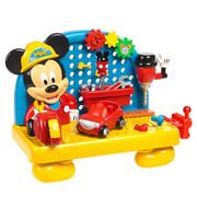 Mickey Mouse Mickey's Mousekadoer Workbench - Toys & Games - Pretend Play & Dress Up - Workshop, Tool & Lawn Care