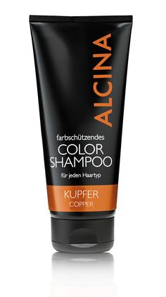 Alcina Color Shampoo Copper 200ml. http://www.alcina.cz/color-sampon-medeny.aspx