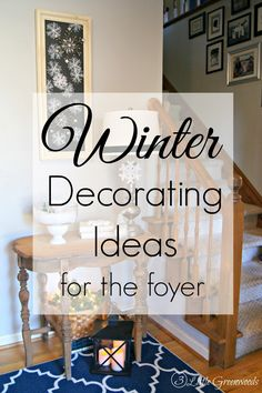 Simple Winter Decora