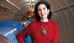 Fabiola Giannotti una fisica italiana alla direzione del Cern (2)