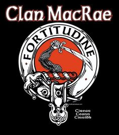 clan+mac+cray | Clan MacRae Crest Badge T-Shirt - Men's. Although my family spells the last name McCray, it's all about the same. I believe we come from the clan MacRath.