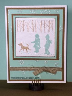 Show and Tell, with Michelle: Holiday Expressions New Product Blog Hop