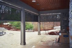 Gallery | Solar Wall Screens | Retractable Solar Screens