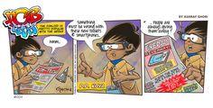 ha ha ha @Ashraf Ghori that is so clever