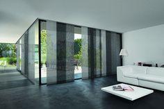 Bildergebnis für interior design plissee leinen schwarz