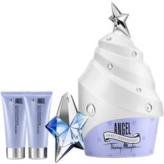 Thierry Mugler Angel Mother's Day Gift Set ($134) ❤ liked on Polyvore