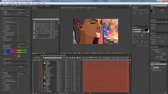 Tutorial: Animated Cartoon Roto Shapes with mocha and After Effects