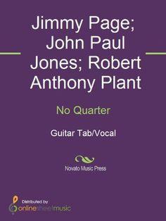 EBook,#Klassiker,Musik,Musiker,Quarter,#Rock No Quarter - http://sound.saar.city/?p=40038