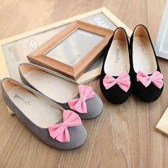 Según yo creo, sólo para romanticas, niñas o jovencitas. ¿vos que pensas? #shoes #zapatos
