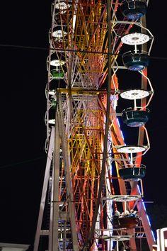 Das Riesenrad auf dem Friedrichsplatz