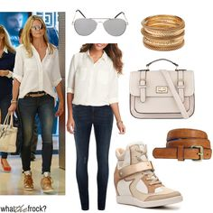 What the Frock? - Affordable Fashion Tips, Celebrity Looks for Less: Celebrity Look for Less: Heidi Klum Style