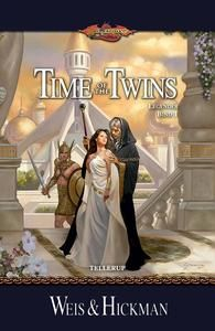 6 stars out of 10 for Time of the twins by Weis & Hickman #boganmeldelse #bookreview #bookstagram #booknerd #bookworm #books #bookish #booklove #bookeater #bogsnak Read more reviews at http://www.bookeater.dk