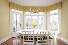 yellow dining room walls - Google Search