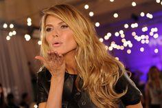 2009 Victoria's Secret Fashion Show - Hair & Makeup