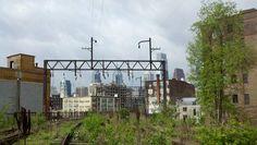 The next Highline? Philadelphia's disused railway line - Viaduct Park