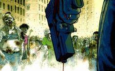 Ilustración Invasión Zombie