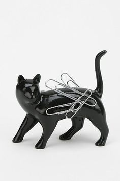 Cat Magnet $14.00 Oh my goodness!!! This is a desk must have for Kitty people!