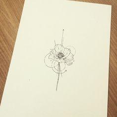 주문받은 양귀비 도안입니다. 여기서 컬러 입혀야해요! ㅎㅎ #illust #tattoo #양귀비 #wonseok #tattooist #Flower #tattoos #drawing #pen #korea #poppy #illustration #minitattoo #서울 #라인타투 #타투도안 #꽃도안 #미니타투 #대학로 #타투이스트원석 #명동 #일러스트 #스케치 #작은타투 #꽃타투 #홍대타투 #예쁜타투 #양귀비타투 #수채화타투