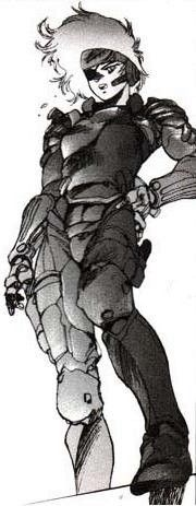 deunan appleseed shirow