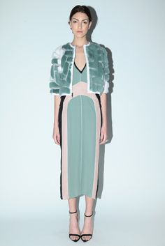 Brandon Sun RTW Spring 2014 - Slideshow - Runway, Fashion Week, Reviews and Slideshows - WWD.com