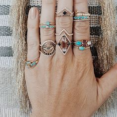 These Southwestern-Inspired Jewels Are Now On Our Must-Buy List
