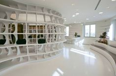Thiết kế Showroom mang phong cách hiện đại  1