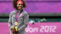 Serena Williams - gold!