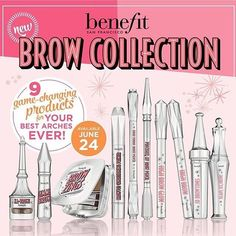 Are you loving the new brow collection from Benefit Cosmetics? It's your chance to start building your custom brow kit now! Visit my site and read my recent Benefit Hoola review to discover 2 great Promos from Benefit♥️ Find link here http://fitfabulousbeautiful.com/2016/07/08/achieve-a-natural-looking-glow-this-summer-with-benefit-cosmetics/ or click link in bio♥️ #fitfabulousbeautiful #benefitcosmetics #benefitbrows #thebrowgame #benefitbrowcollection #beauty