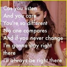 1000+ images about Ariana Grande quotes and lyrics on ...