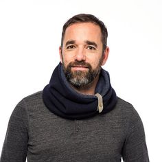 Herren-Schal, Winter Schal, Wolle Schal Men, Unendlichkeit Schal, Herren winter Schal, Schal Mann, feine italienische Wolle
