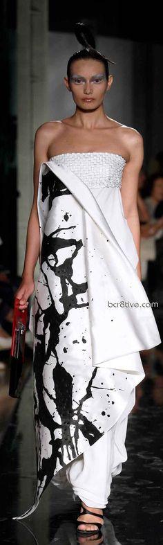 Gattinoni Fall Winter 2012 Couture