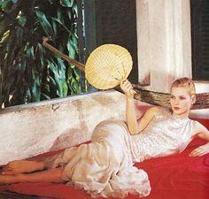Kate Moss 90s Fashion Vogue shoot in Vietnam