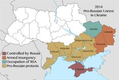 2014 pro-Russian unrest in Ukraine - Wikipedia