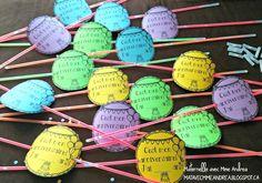 Bonne fête à toi! Un petit FREEBIE pour vous aidez à célébrer les anniversaires de vos élèves