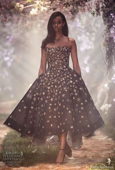 paolo sebastian spring 2018 couture strapless straight across neckline full embellishment romantic pretty cute black tea length short wedding dress mv -- Paolo Sebastian Spring 2018 Couture Collection Source by stacey_stokes Dresses Wedding Dresses 2018, Prom Dresses, Paolo Sebastian Wedding Dress, Moda Australiana, Collection Couture, Style Couture, Bridal Outfits, Beautiful Gowns, Gorgeous Dress