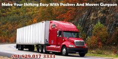 Proper packing and wrapping of valuables and stuffs are needed for a safe relocation in traffic embraced city Gurgaon. Therefore it is always recommended to hire Packers and Movers in Gurgaon; a professional guide taker which will takes your relocation safe to the destiny location in the whole world. http://packers-and-movers-gurgaon.in/