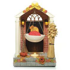 RARE-yankee-candle-halloween-Witch-tart-warmer-Lights-Up ...