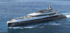 Yacht Concept M57 Eidos by Mondo Marine