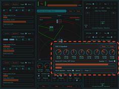 SoundScraper experimental sound lab for iPad