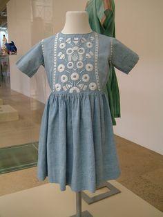 Child's dress by Paul Poiret