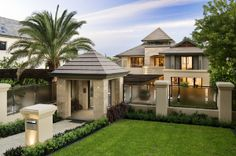 Perception home designs