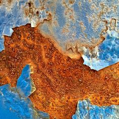 Ocean Rust | Ann Kate Davidson