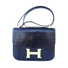 Women's Genuine Crocodile Skin Double Zip Satchel Bags Hermes Bags, Hermes Handbags, Satchel Handbags, Fashion Handbags, Purses And Handbags, Hermes Purse, Hermes Birkin, Best Handbags, Handbags On Sale