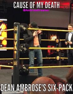 WWE!!! I LOVE WWE! ( World Wrestling Entertainment)