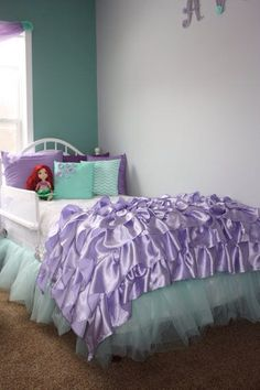 Disney Princess Ariel Inspired Room on Etsy,